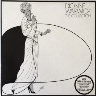 Dionne Warwick ‎- The Collection (LP) (VG/VG)